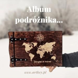 Kto z was nie marzy o dalekich podróżach w ciepłe kraje, albo o podróży do okoła świata. Za oknem piękny zimny śnieg sypie, więc idealny nastrój by znaleść chwilę na uporządkowanie swoich zdjęć z podróży. Zapraszamy na naszą stronę internetową Www.artkey.pl Tam znajdziesz na pewno coś dla siebie.  #PORANEK #garawerowanie #album #albumfoto#zdjeciaslubne #albumdrew #albumgrawerowany #albumzgrawerem #WspomnieniaZostaną #walentynki